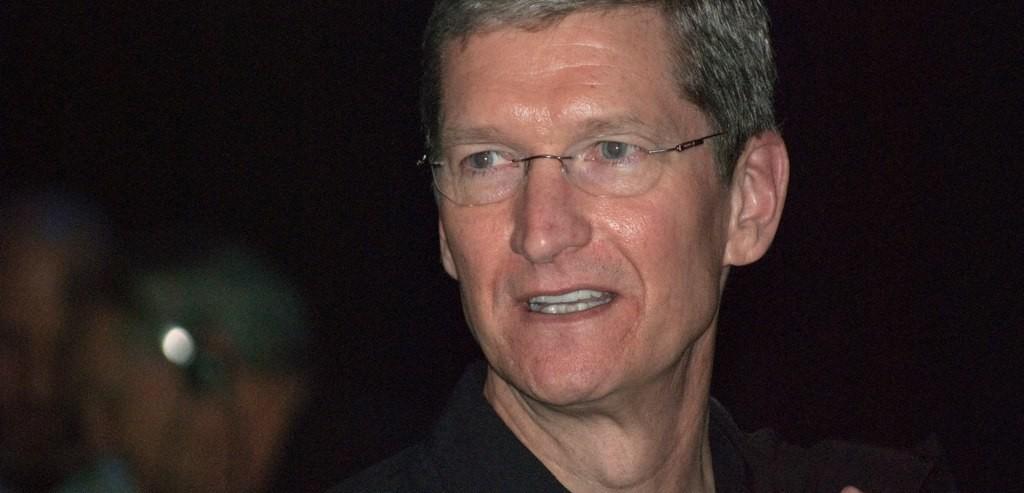 Timothy D. Cook, 55 años, CEO de Apple desde el 24 de agosto de 2011, en que sucedió a Steve Jobs. Ingresó en la compañía en 1998.